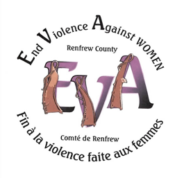 EVA-Renfrew County is a committee that focuses on prevention, education, systemic change, networking and service provision related to all forms of violence against women throughout Renfrew County.